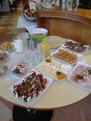 Frühatücksbuffet
